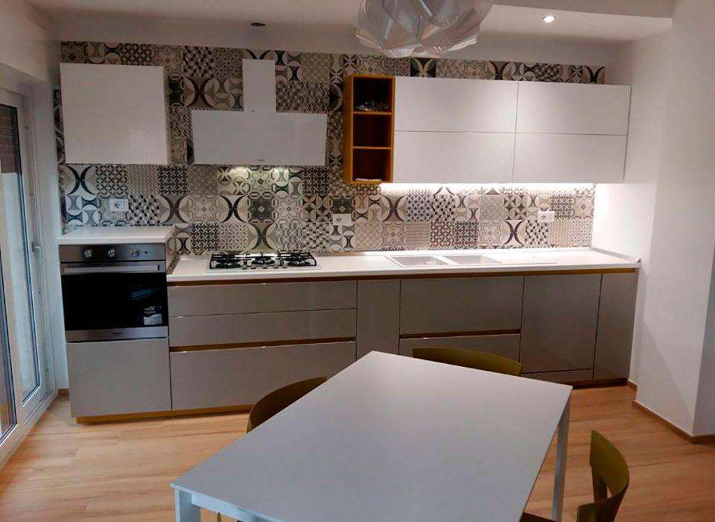 Realizzazioni kreo arredamenti le vostre case il nostro for Borghi arredamenti